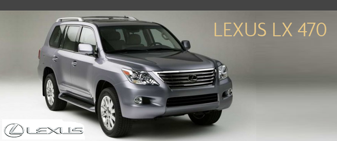 Lexus LX470 Review for Australians