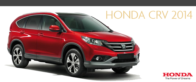 About the New Honda CR-V