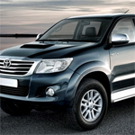 Toyota Hilux Daul Cab