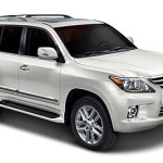 All New lexus LX 570