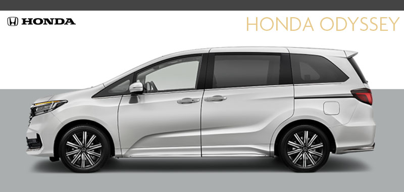Honda Odyssey Family Car Review 2021