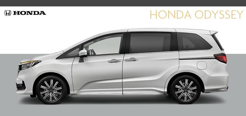 Honda Odyssey Family Car Review 2021