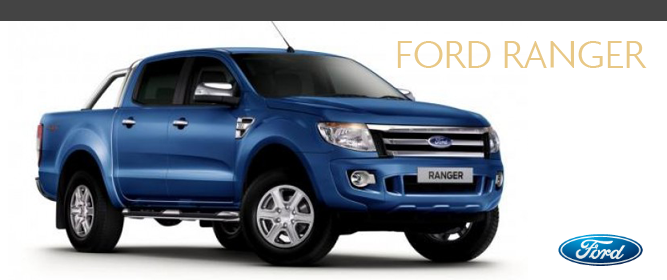 The Mighty Ford Ranger Dual Cab Review