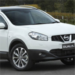 Nissan Dualis Seven seater SUV