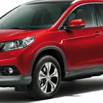 Honda CRV compact SUV