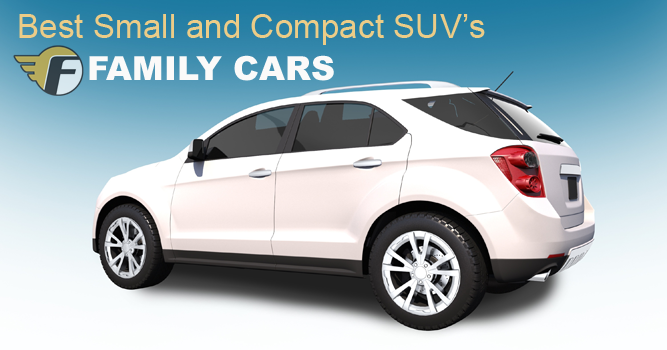 what are the best small suvs compact suvs. Black Bedroom Furniture Sets. Home Design Ideas