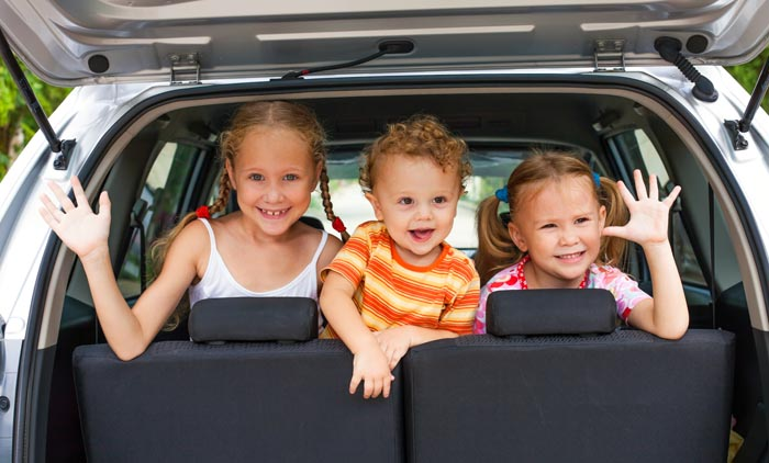 family cars are great for kids