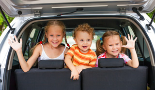 family cars for the kids