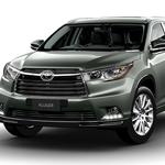 Toyota Kluger SUV