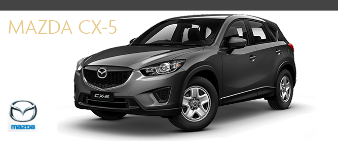 Review Of The MAZDA CX-5