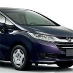 Sexy Honda Odyssey