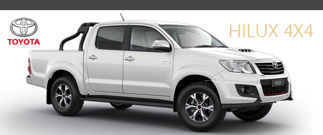 The Tough New Toyota HiLux Review