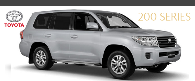 Sneak Peek At Toyota Land Cruiser 200