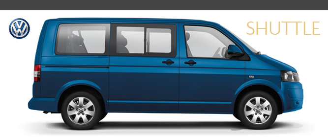Volkswagen Transporter Shuttle People Mover