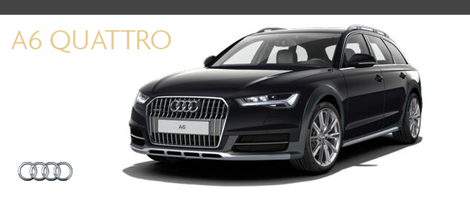 Audi A6 All Road Quattro