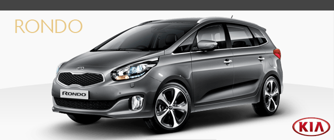 The Kia Rondo – 7 Seat People Mover