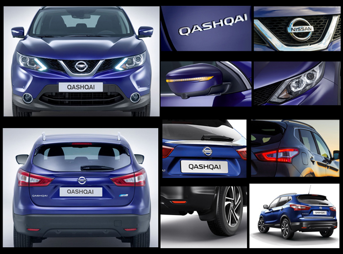 Model version_Qashqai