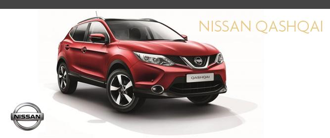 Nissan Qashquai – Formally Dualis
