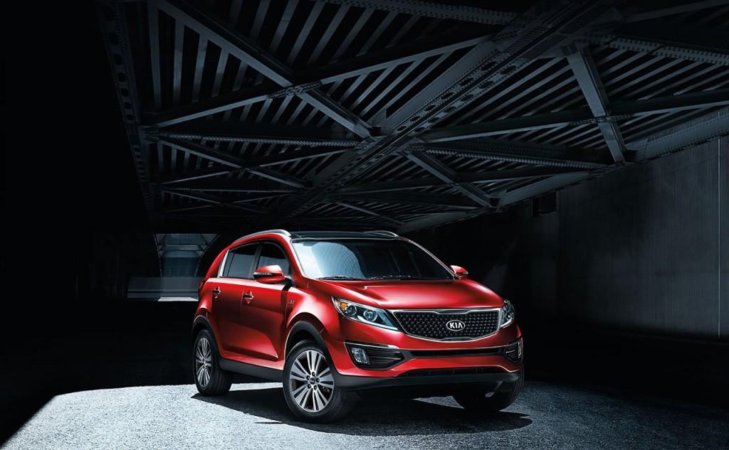 2015 Kia Sportage_model