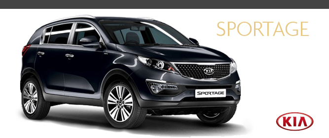 The Best of the New Kia Sportage