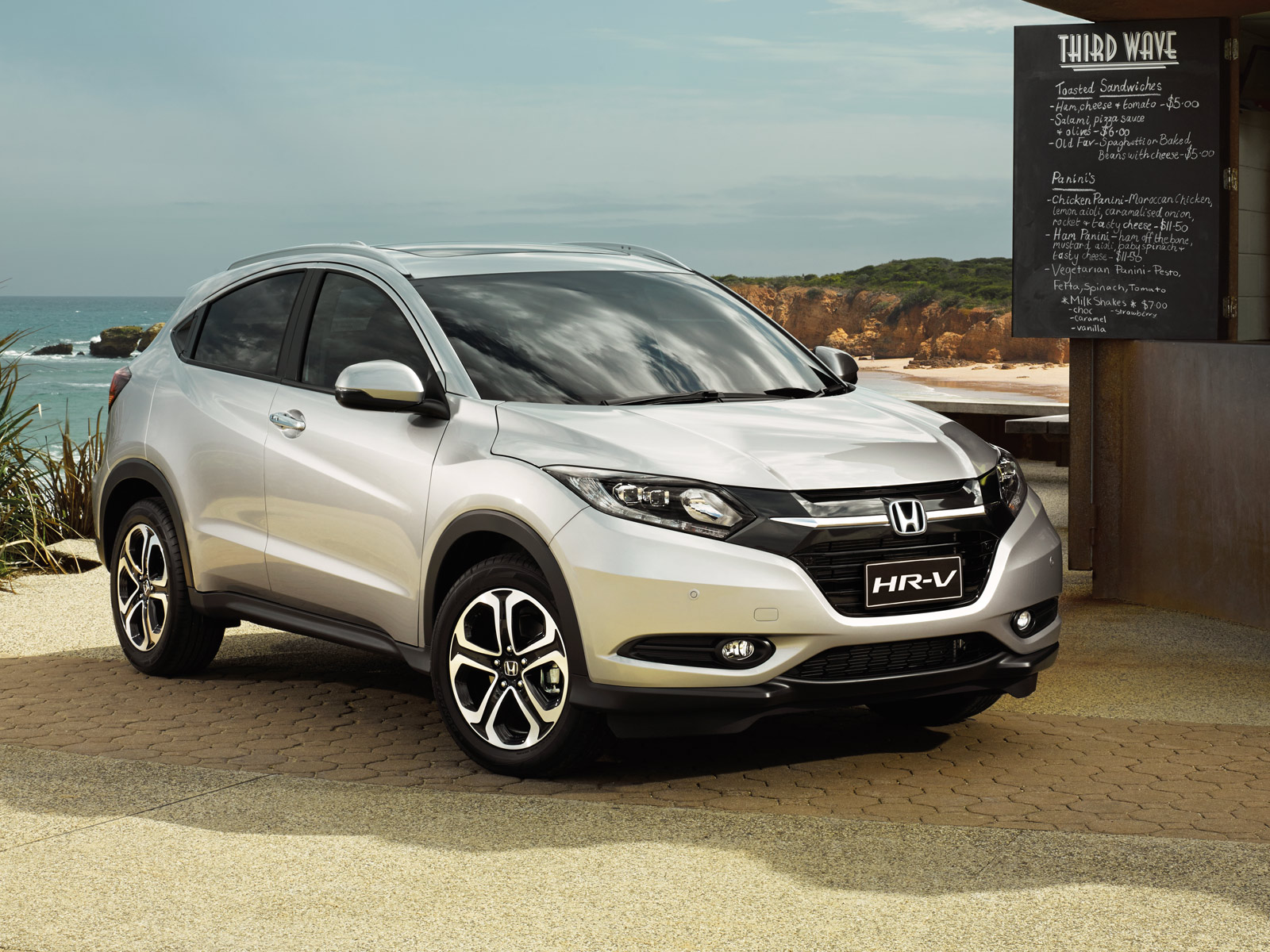 Honda Hrv The Baby Suv Has Grown Up Family Cars Australia