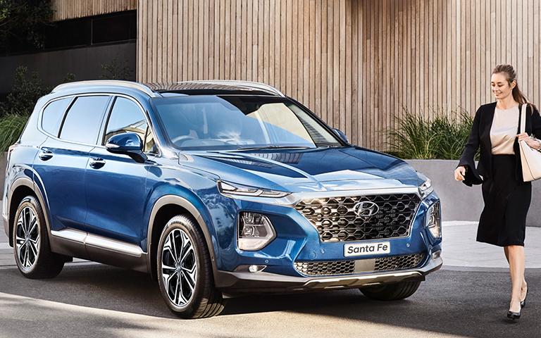 Styling Hyundai Santa Fe