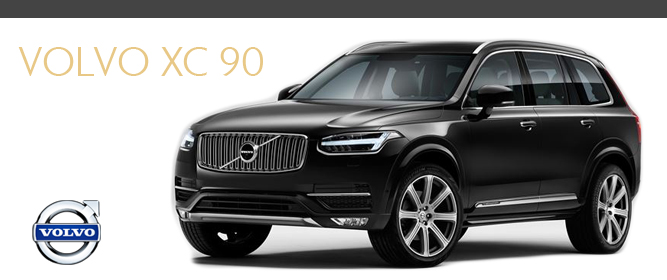 The Volvo XC 90 – The Elite Warrior