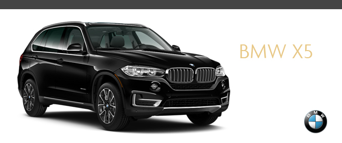 The BMW X5 – The World's Best Family Car?