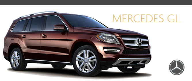 The Mercedes GL – Size Matters !