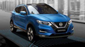 Nissan_QASHQAI seven-seater