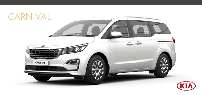 Kia Grand Carnival: Top People Mover for 2021
