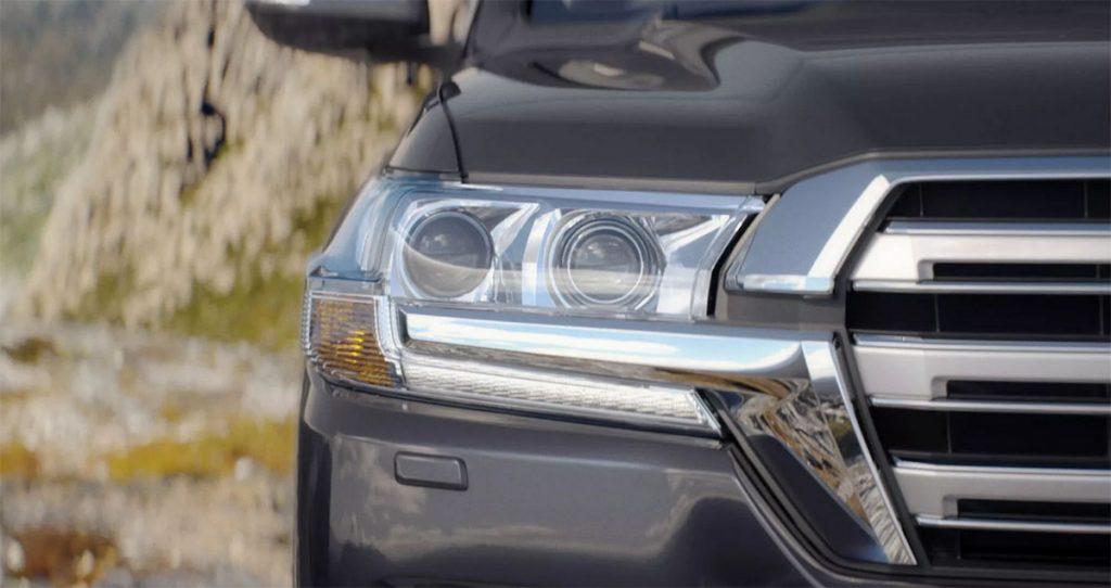 Toyota LandCruiser 200 has style