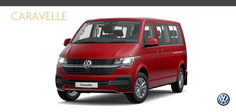 VW Caravelle Mini Van Review 2021 People Mover